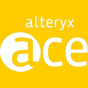 Alteryx ACE
