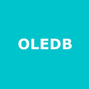 OLEDB